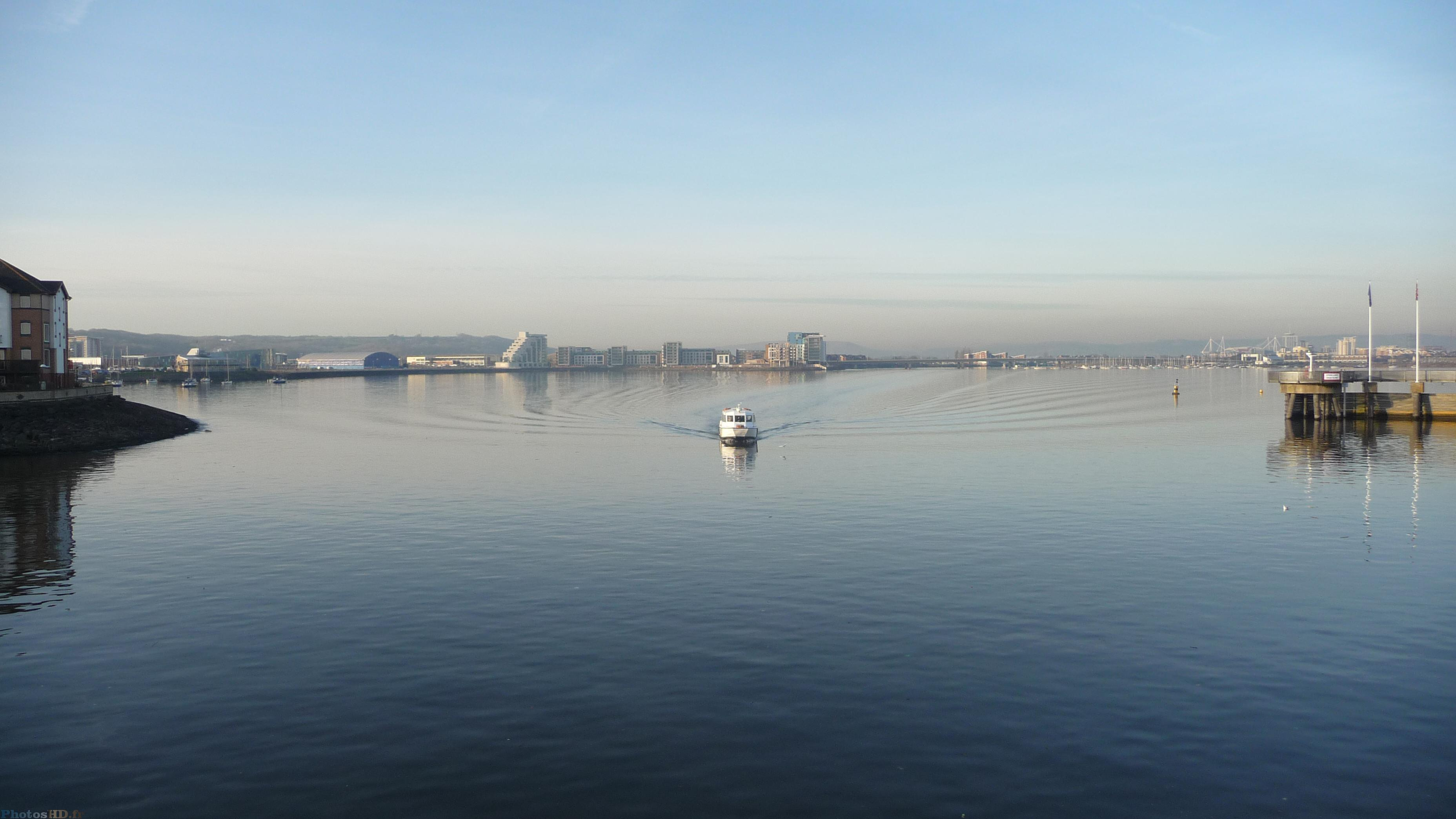 The Cardiff Bay