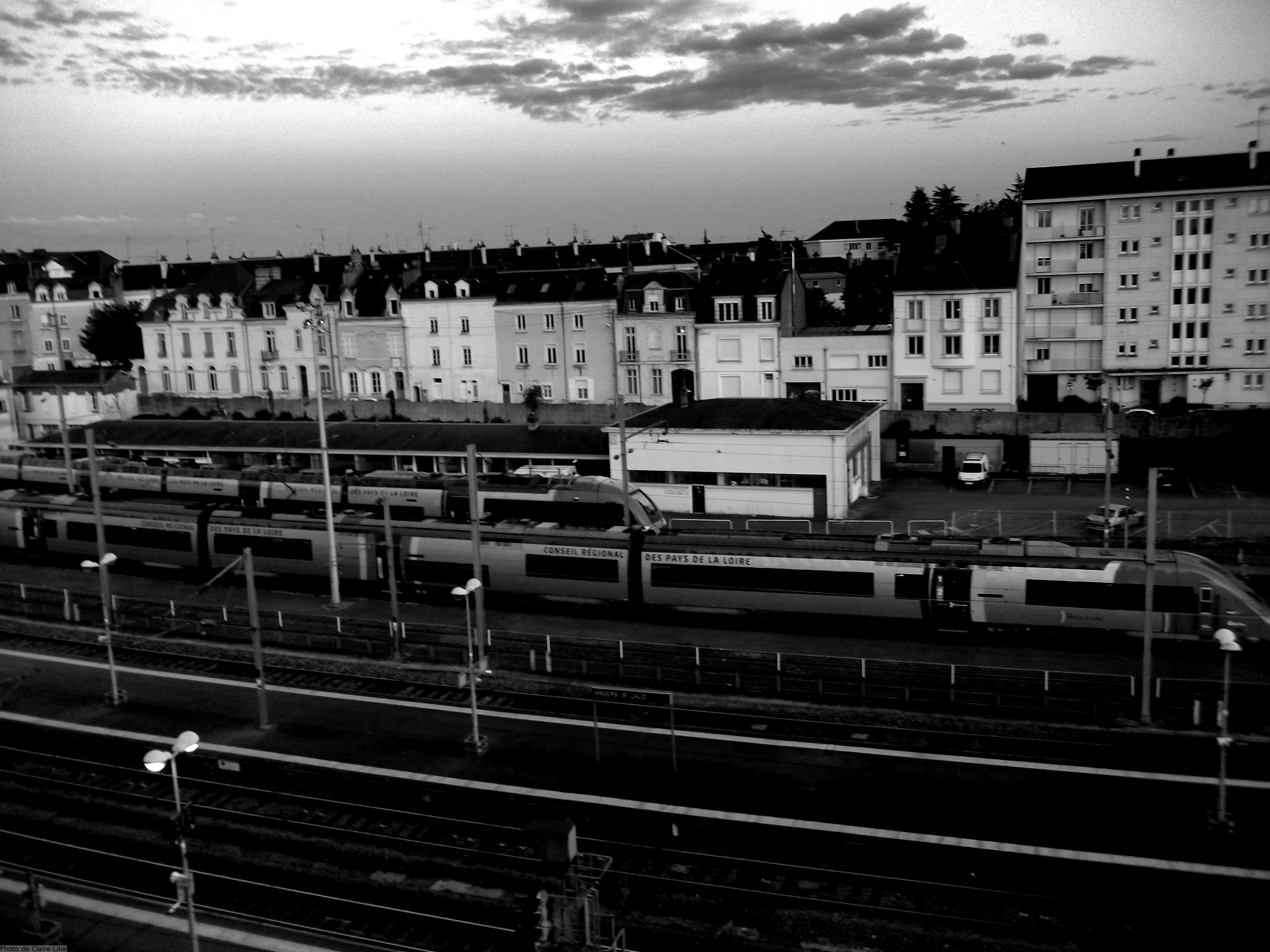 Gare d'Angers