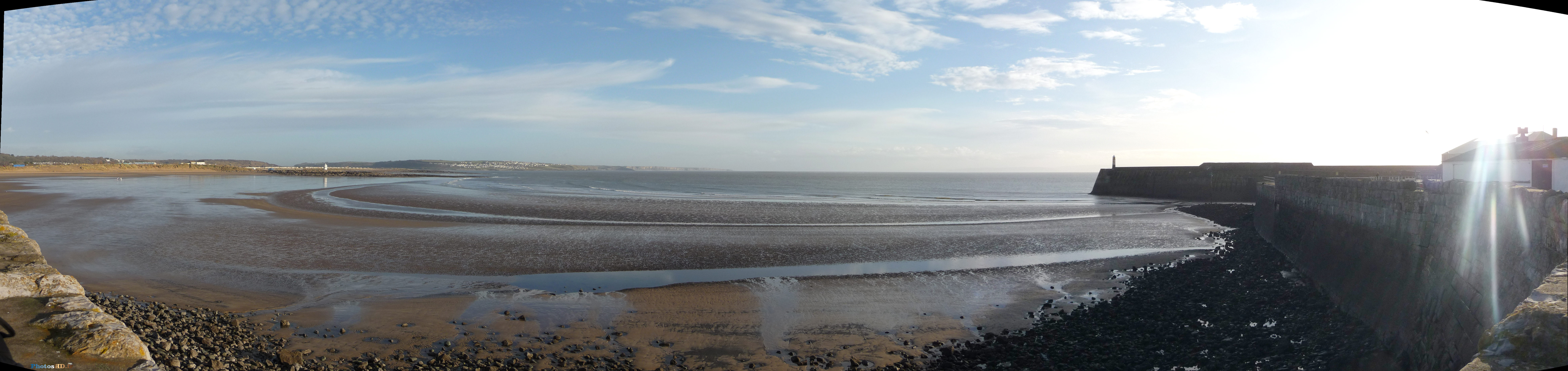 Sandy Bay à Porthcawl